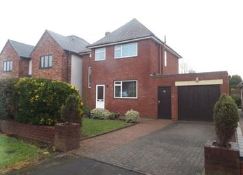 Thumbnail 3 bed detached house for sale in Dartmouth Avenue, Cannock
