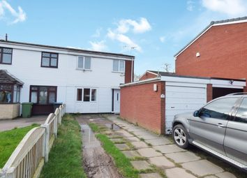 Thumbnail 3 bed semi-detached house for sale in Mevagissey Road, Runcorn, Cheshire