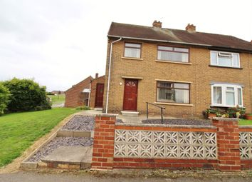 Thumbnail 3 bed semi-detached house for sale in Simons Way, Wombwell, Barnsley