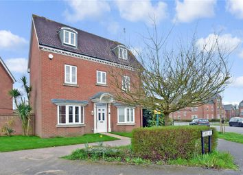 Thumbnail 4 bed detached house for sale in Homersham, Canterbury, Kent