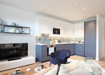 Thumbnail 1 bed flat to rent in High Road, Wembley