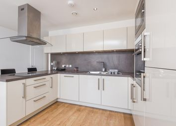 Thumbnail 1 bed flat to rent in Greenaway Apartments, Bedford Road, Clapham, London