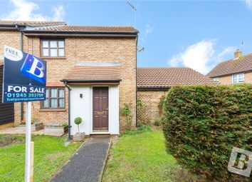 Thumbnail 2 bed end terrace house for sale in Great Smials, South Woodham Ferrers, Chelmsford, Essex
