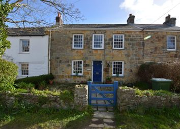 Thumbnail 4 bed terraced house for sale in The Square, Newquay, Cornwall