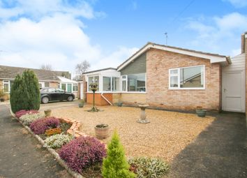 Thumbnail 3 bedroom detached bungalow for sale in Castle Park, Hemyock, Cullompton
