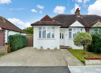 Thumbnail 3 bed semi-detached bungalow for sale in Fernbrook Drive, Harrow, Middlesex