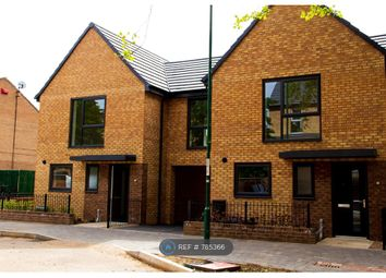 4 bed terraced house to rent in Arkwright Walk, Nottingham NG2