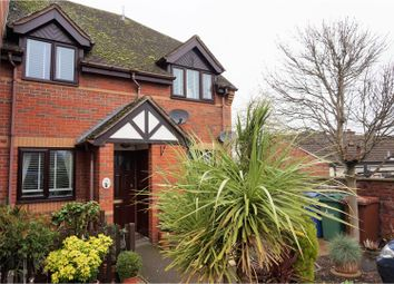 Thumbnail 2 bed end terrace house for sale in Forge Road, Rugeley
