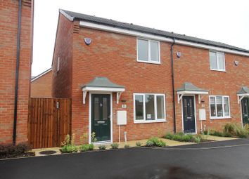 Thumbnail 2 bed town house for sale in Fallowfield, Clowne, Chesterfield