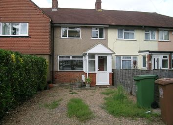 Thumbnail 2 bed terraced bungalow to rent in St Philips Avenue, Worcester Park