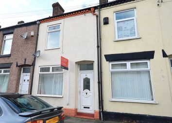 Thumbnail 2 bed terraced house to rent in Saxon Terrace, Widnes