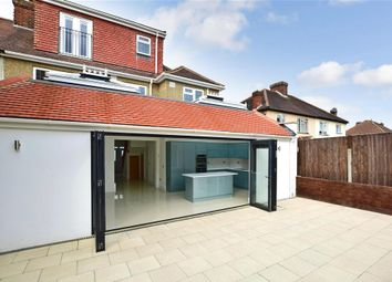 Thumbnail 4 bed semi-detached house for sale in Parsonsfield Road, Banstead, Surrey