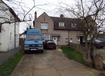 Thumbnail 3 bedroom semi-detached house for sale in Dagenham, Essex, .