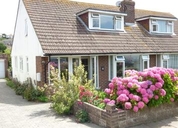 Thumbnail 2 bed bungalow for sale in Glyndebourne Avenue, Saltdean, Brighton, East Sussex