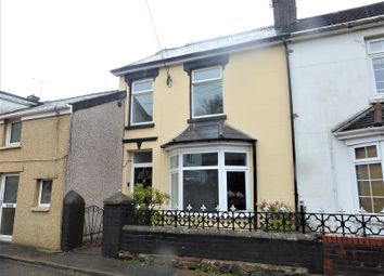 Thumbnail 3 bed terraced house for sale in Pen-Y-Fai Road, Aberkenfig, Bridgend.