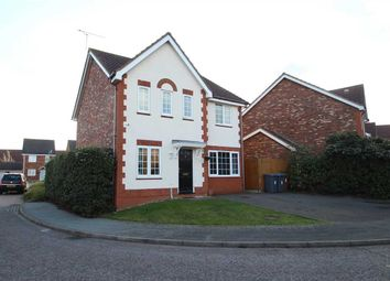 Thumbnail 5 bedroom detached house for sale in Durrant View, Grange Farm, Kesgrave, Ipswich