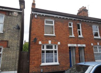 Thumbnail 3 bedroom end terrace house to rent in Hartington Street, Bedford