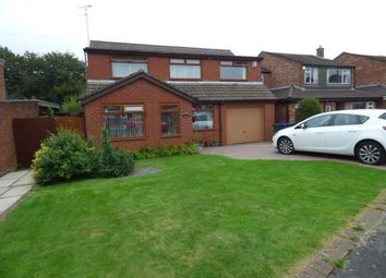 Thumbnail 5 bed detached house for sale in Westhaven Crescent, Aughton, Ormskirk