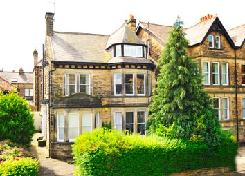 Thumbnail 2 bed flat for sale in West Cliffe Grove, Harrogate