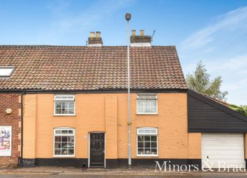 Thumbnail 3 bed cottage for sale in George Hill, Norwich