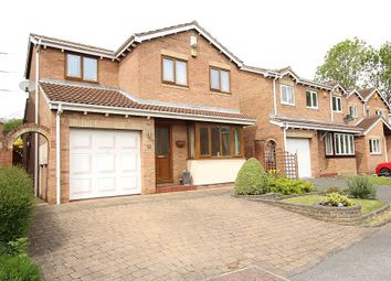 Thumbnail 4 bed detached house for sale in Heather Court, Outwood, Wakefield, West Yorkshire
