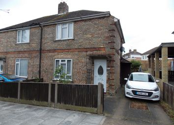 Thumbnail 3 bed semi-detached house for sale in Maidstone Road, Rochester