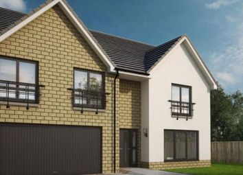 Thumbnail 5 bed detached house for sale in Calder Park Road, Mid Calder, Livingston
