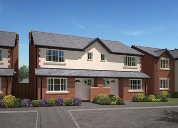 Thumbnail 3 bed semi-detached house for sale in Cuddington Grange, Cuddington, Malpas