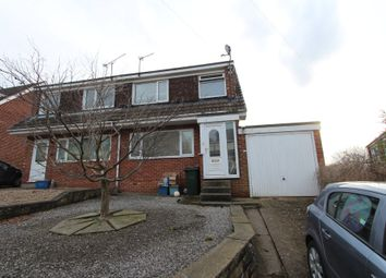 Thumbnail 3 bed semi-detached house for sale in Quarry Lane, North Anston, Sheffield