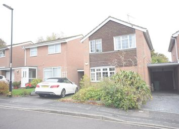 Thumbnail 3 bedroom link-detached house to rent in Kestral Close, Lordswood, Southampton