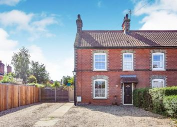 Thumbnail 3 bed semi-detached house for sale in North Walsham, Norwich, Norfolk