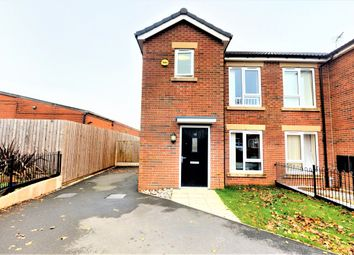3 bed semi-detached house for sale in Peter Moss Way, Levenshulme, Manchester M19