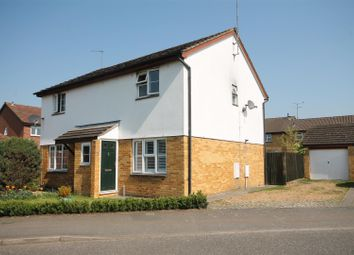 Thumbnail 3 bed semi-detached house for sale in Meadow Way, Aylesbury