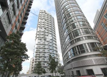 Thumbnail 1 bed property for sale in Charrington Tower, 1 Fairmont Avenue, London