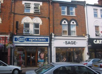 Thumbnail 3 bed flat to rent in Church Street, Enfield, Middlesex