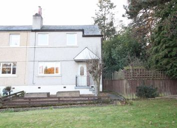 Thumbnail 3 bedroom semi-detached house for sale in Fairyburn Road, Alloa