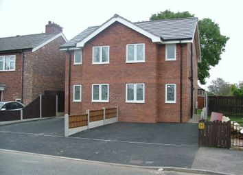 Thumbnail 2 bed semi-detached house to rent in Beech Avenue, Lowton, Warrington