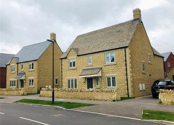 Thumbnail 5 bed detached house to rent in Mitchell Way, Upper Rissington, Cheltenham, Glos