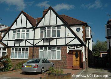 Thumbnail 4 bed property for sale in Lynwood Road, Greystoke Park Estate, Ealing, London