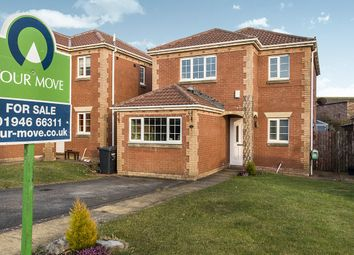 Thumbnail 3 bed detached house for sale in The Fairways, Seascale