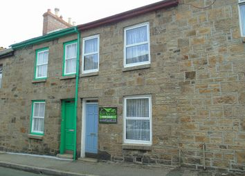 Thumbnail 2 bed terraced house for sale in Gwavas Street, Penzance, Cornwall.