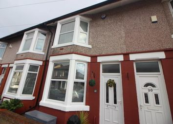 Thumbnail 3 bed terraced house for sale in Kingswood Avenue, Waterloo, Liverpool