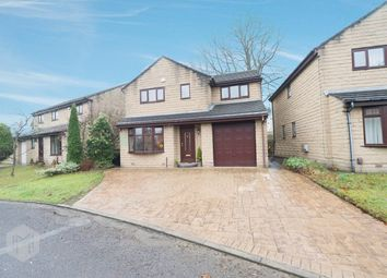 Thumbnail 4 bed detached house for sale in The Dell, Bolton