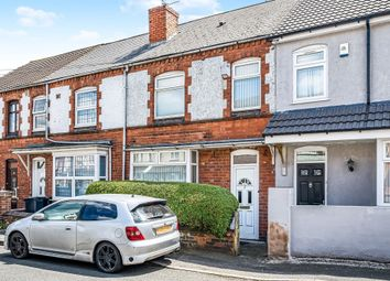 Thumbnail 3 bedroom terraced house for sale in Brettell Street, Dudley