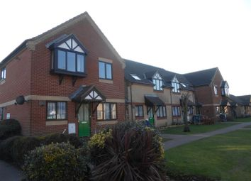 Thumbnail 2 bedroom flat to rent in Wensum Gardens, Lowestoft