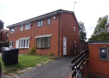 Thumbnail 2 bed semi-detached house for sale in Heeley Road, Selly Oak, Birmingham, West Midlands