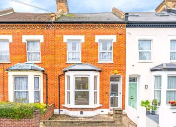 Thumbnail 3 bedroom terraced house for sale in Hampshire Road, Bowes Park