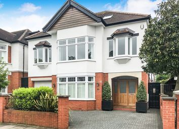 Thumbnail 7 bed detached house for sale in Holcombe Road, Ilford