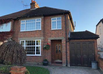Thumbnail 3 bed semi-detached house to rent in Clammas Waye, Cowley/Uxbridge