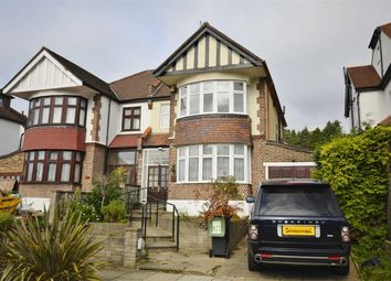 Thumbnail 4 bedroom semi-detached house to rent in Minchenden Crescent, Southgate